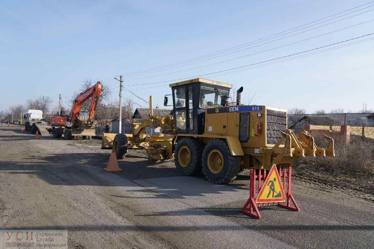 В Одесской области планируется ремонт дороги от Каролино-Бугаза до Санжейки «фото»