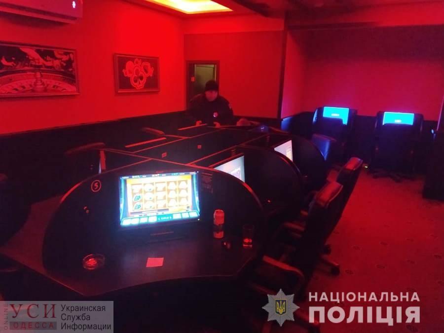 На Таирова полиция закрыла подпольное казино, из которого звонили и предлагали «поиграть» «фото»