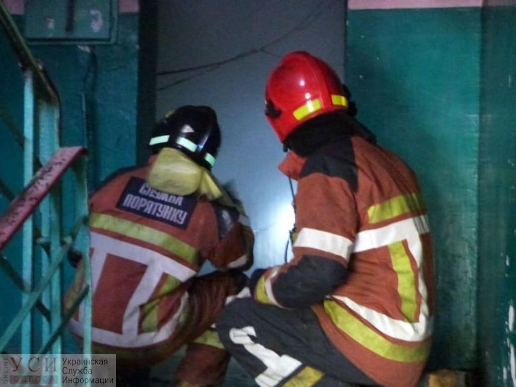 В Одессе горелаквартира в девятиэтажке «фото»