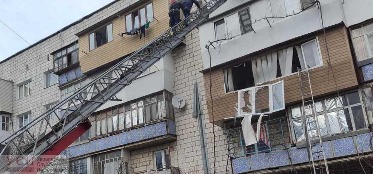 В Измаиле прогремел взрыв: пострадал жилой дом (фото) «фото»