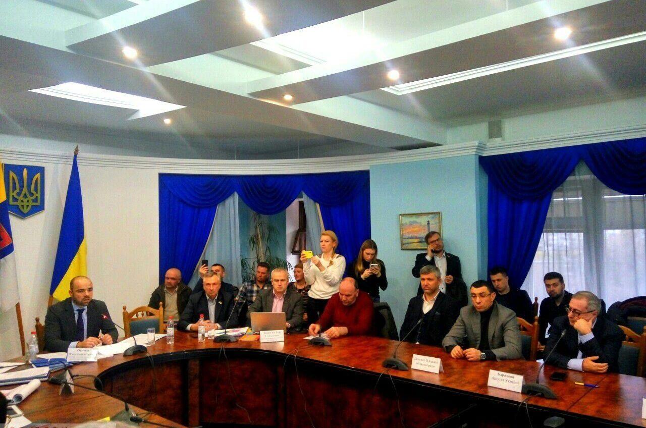 Громады под Одессой: вокруг мегаполиса никак не определят границы ОТГ (фото) «фото»