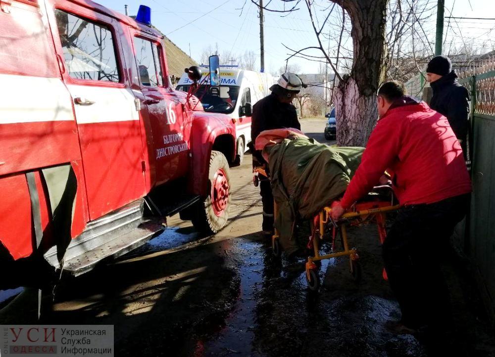 Житель Одесской области скончался от ожогов: пожар начался при ремонте трактора (фото) «фото»