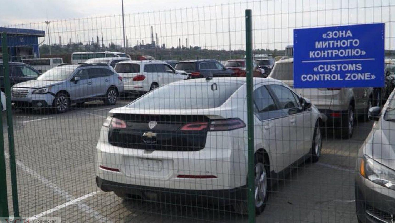 Растаможка «евроблях»: таможенная служба открыла онлайн-сервис деклараций авто «фото»