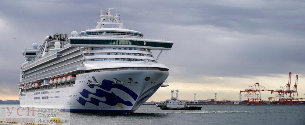 Украинца, заразившегося коронавирусом на лайнере у берегов Японии, сегодня выпишут из больницы «фото»