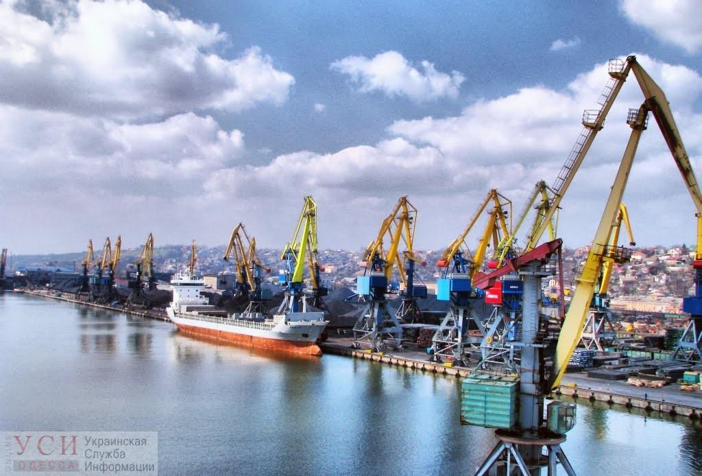 Три порта в Одесской области попали в топ-5 портов Украины по грузообороту «фото»