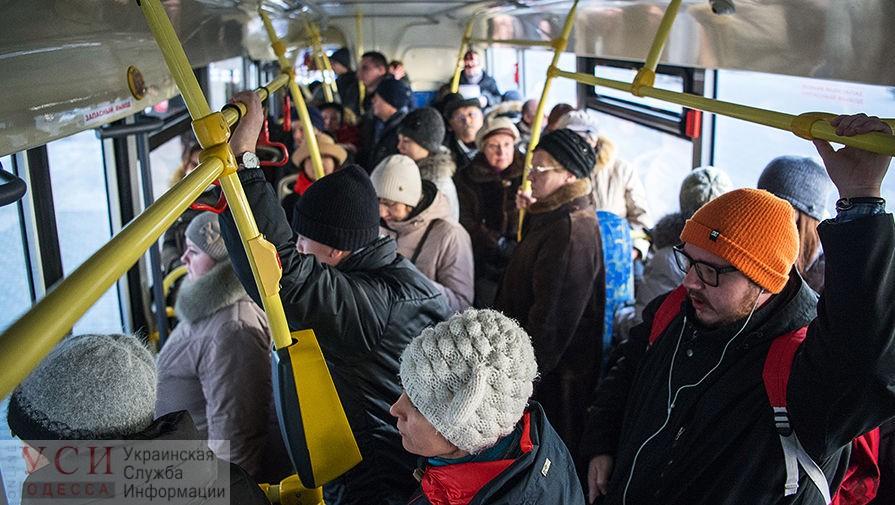 В Верховной Раде предложили запретить «акустическое насилие» в маршрутках «фото»