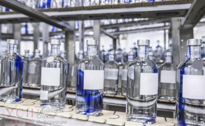 Украина приостановила экспорт спирта из-за роста внутреннего спроса «фото»