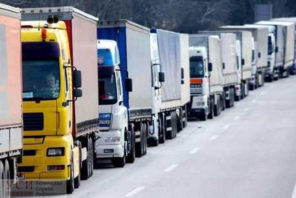 «Задержка грузов через границу может достигнуть нескольких часов, но не дней», — глава таможенной службы Украины «фото»