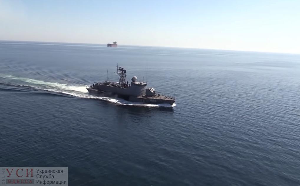Ракетный катер «Прилуки» отбил провокацию российских кораблей (видео) «фото»