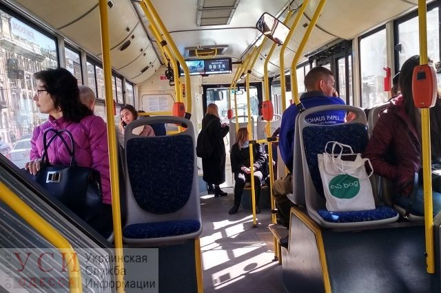 В Одессе рассказали, как будет работать транспорт в случае ужесточения карантина «фото»