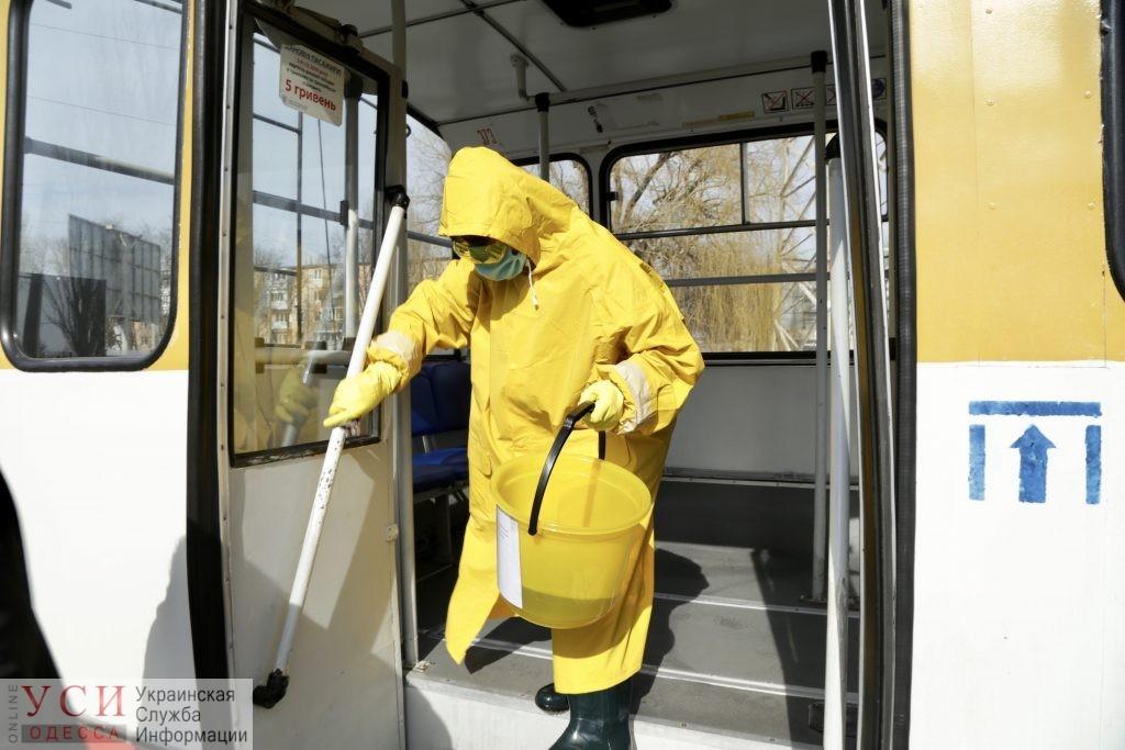 «Одесгорэлектротранс» закупит защитные маски и костюмы на полмиллиона «фото»