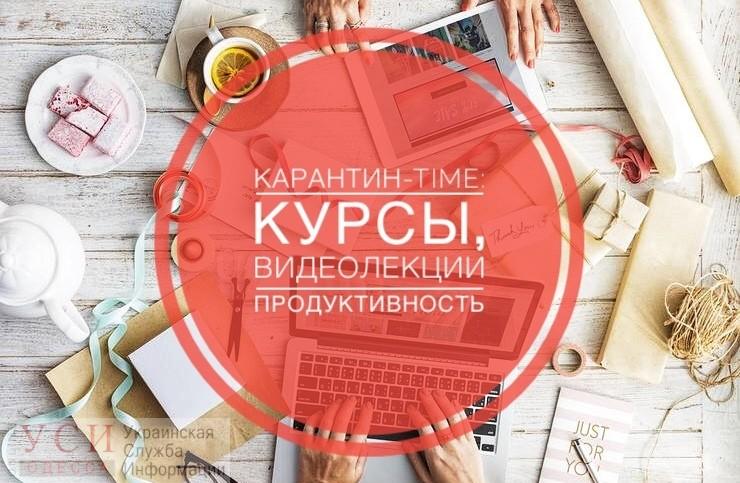Карантин-time: время для саморазвития, онлайн-курсы и дистанционное обучение «фото»
