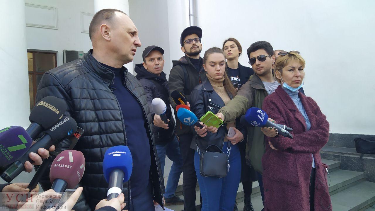 Недовольные одесситы 78 раз заблокировали городской транспорт «фото»
