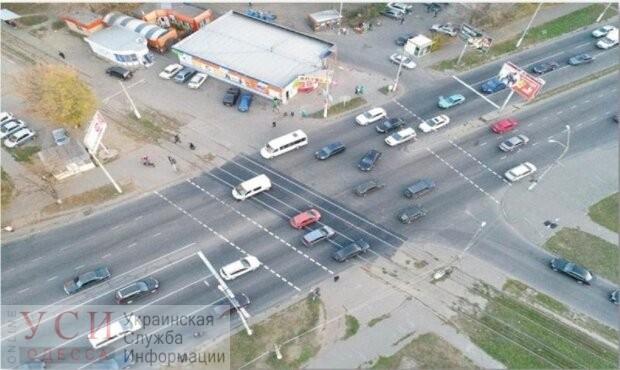 В пятницу вечером в Одессе перекроют часть проспекта Небесной Сотни (фото, карта) «фото»