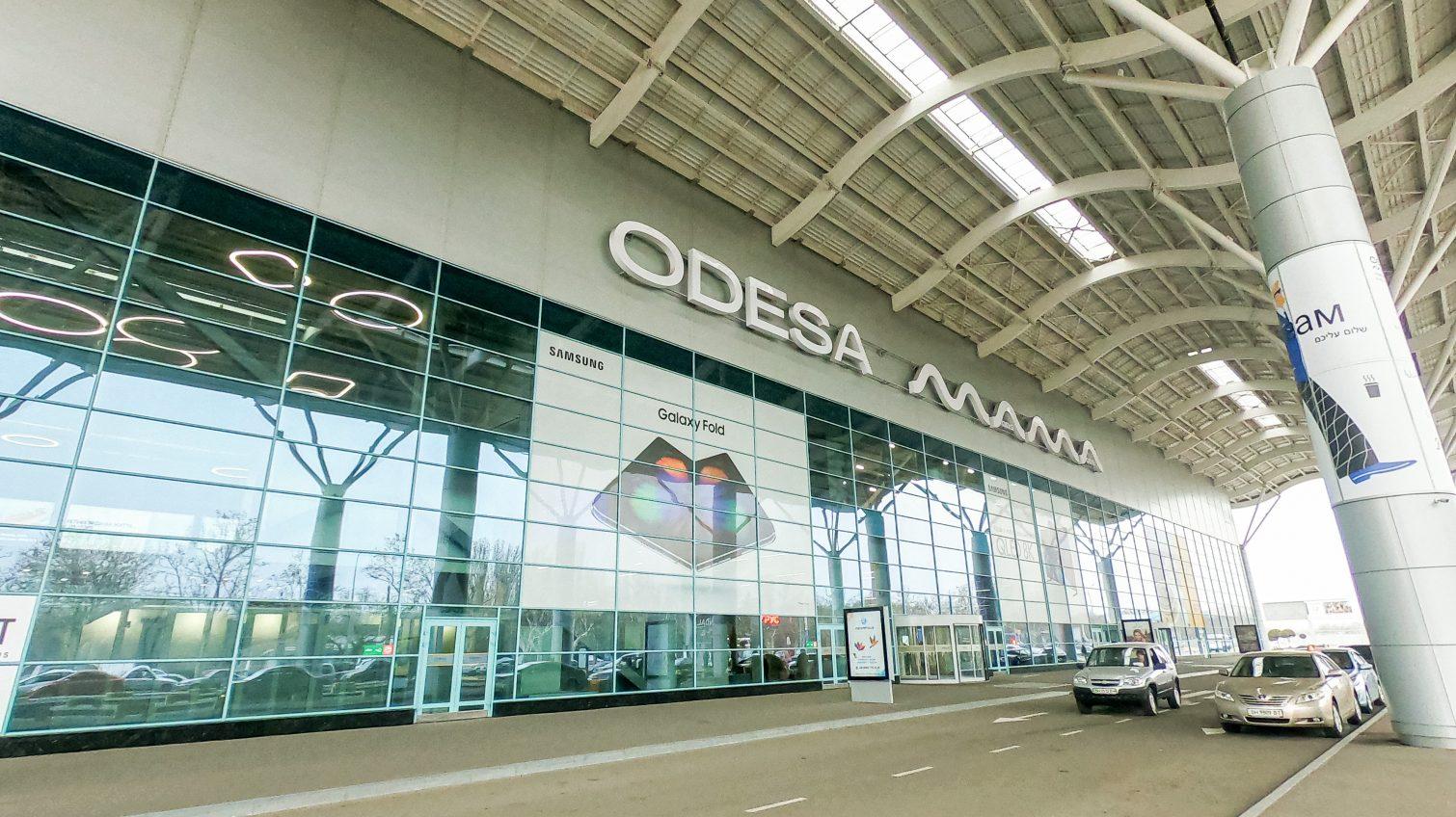 В Одесском аэропорту из-за карантина раньше закончат реконструкцию «фото»