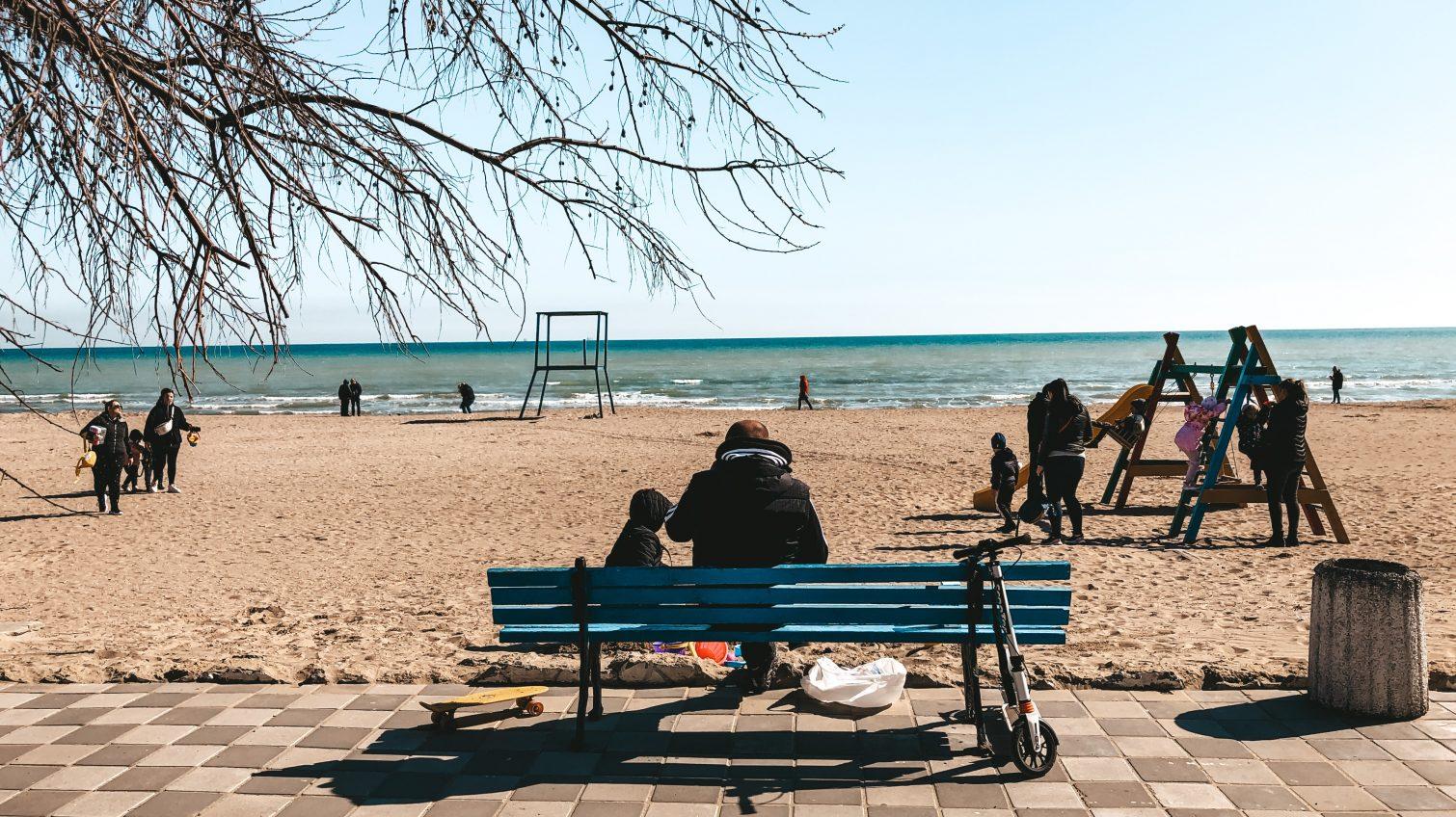 Одесситам обещают теплый четверг «фото»