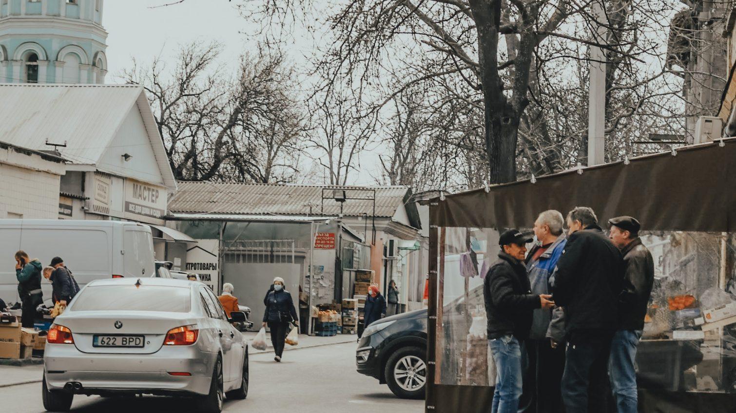 Место, где никто никуда не спешит: как живет современная одесская Слободка (фоторепортаж) «фото»