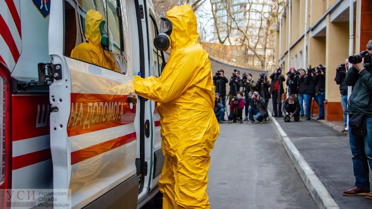 Киев ушел на карантин из-за коронавируса: Одесса ожидает решения «фото»