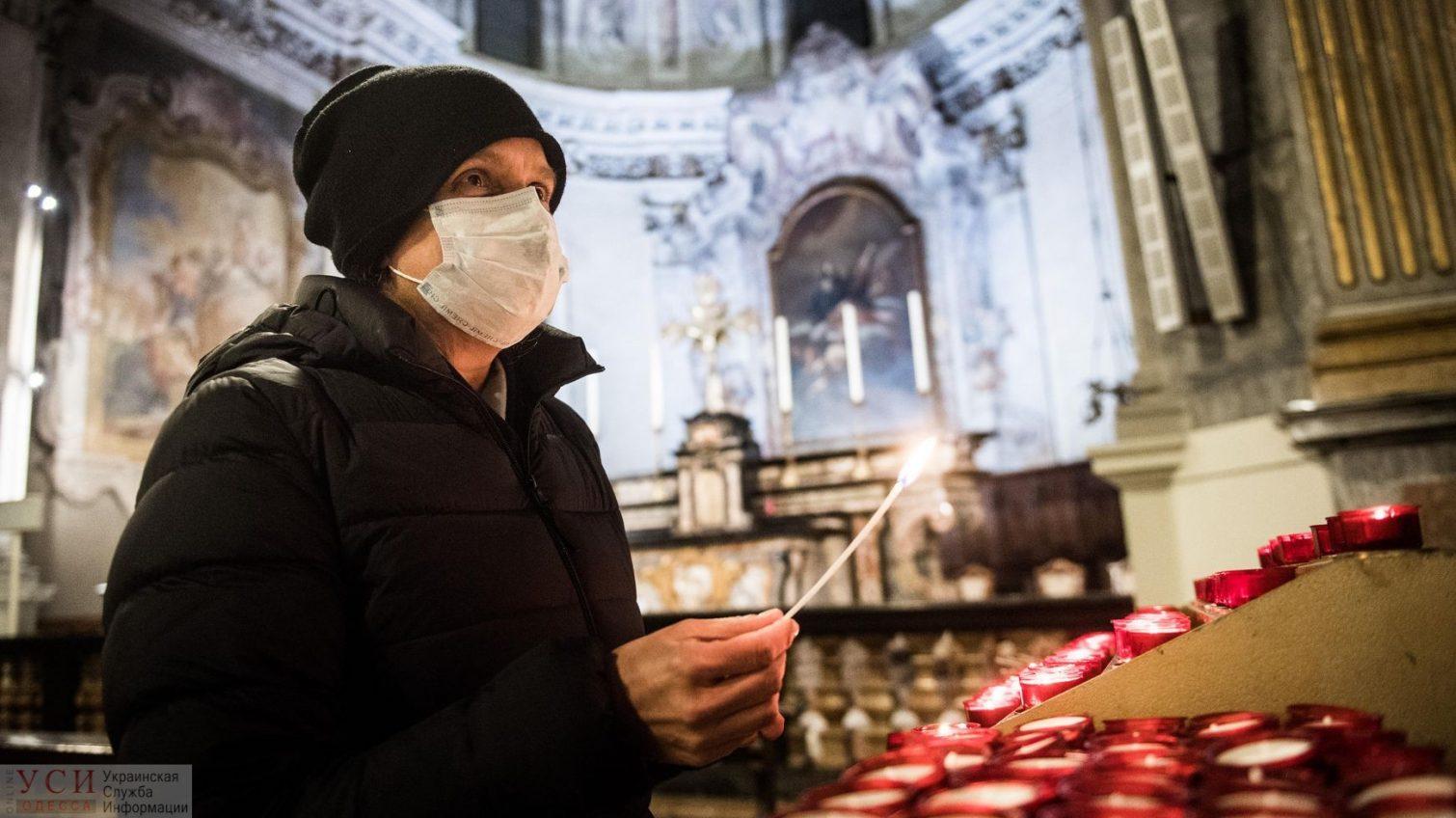Священники разных религий призвали одесситов соблюдать карантин и не впадать в панику (видео) «фото»