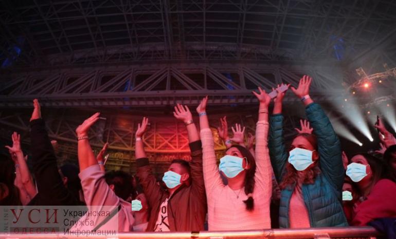 Одесская ОГА рекомендует не проводить концерты, спортивные соревнования и ярмарки в регионе «фото»