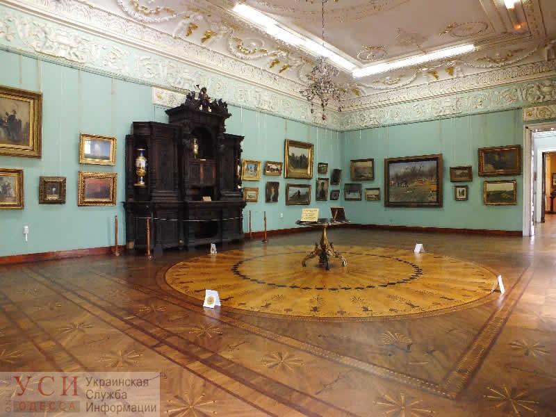 В Одесском художественном музее проводят онлайн-экскурсию «фото»