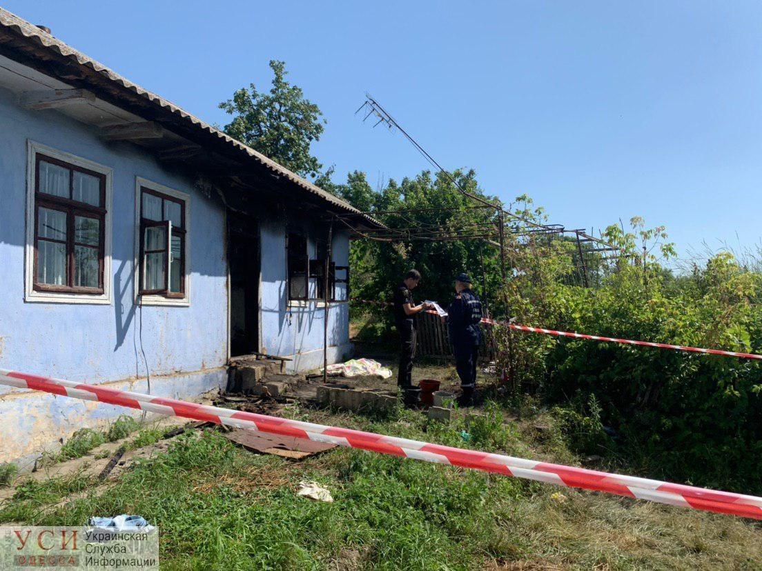 Прокуратура сообщила о подозрении двум матерям, четверо детей которых сгорели в пожаре в Одесской области «фото»