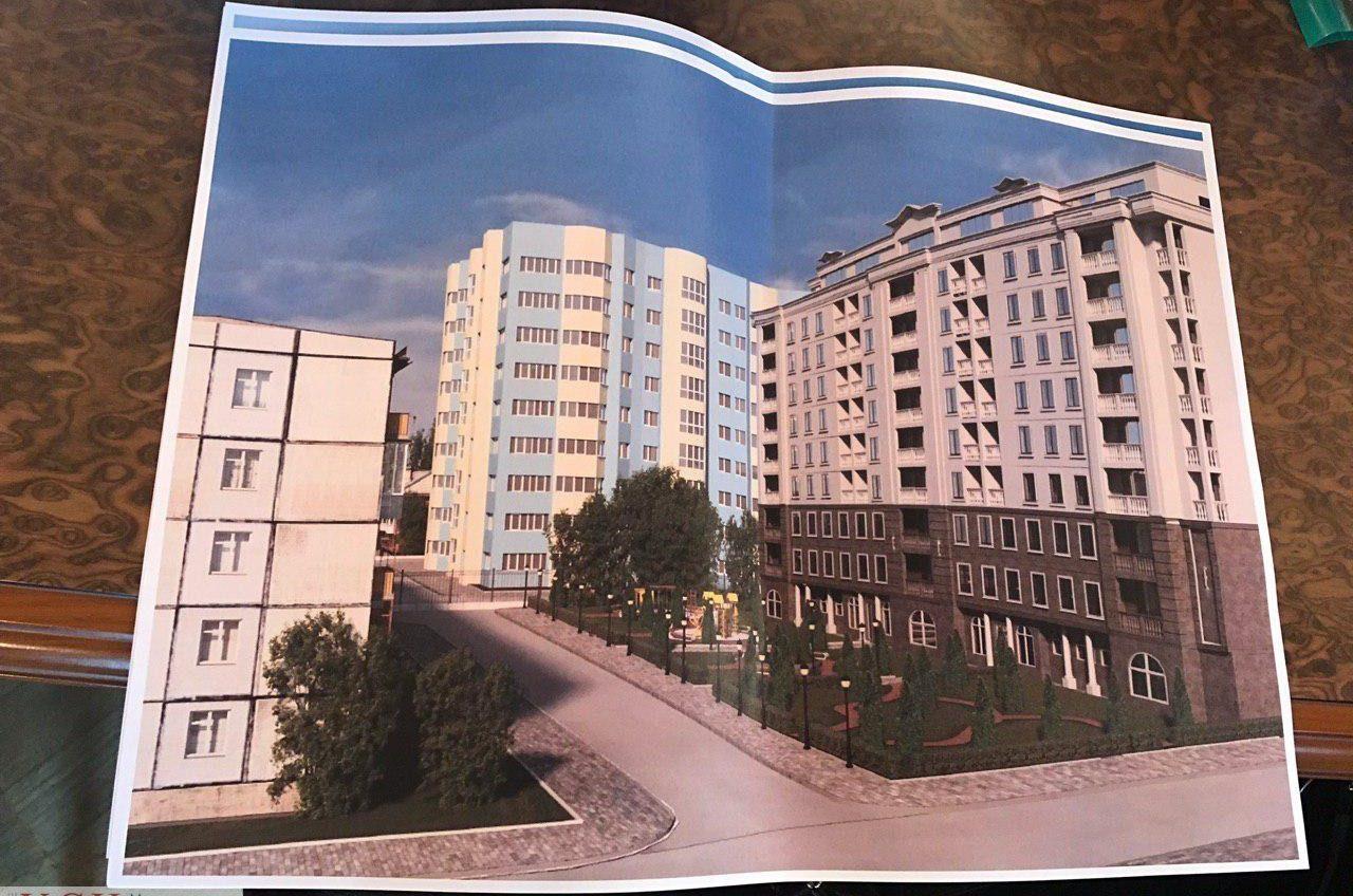 Депутаты дали добро новым стройкам на Фонтане (фото) «фото»