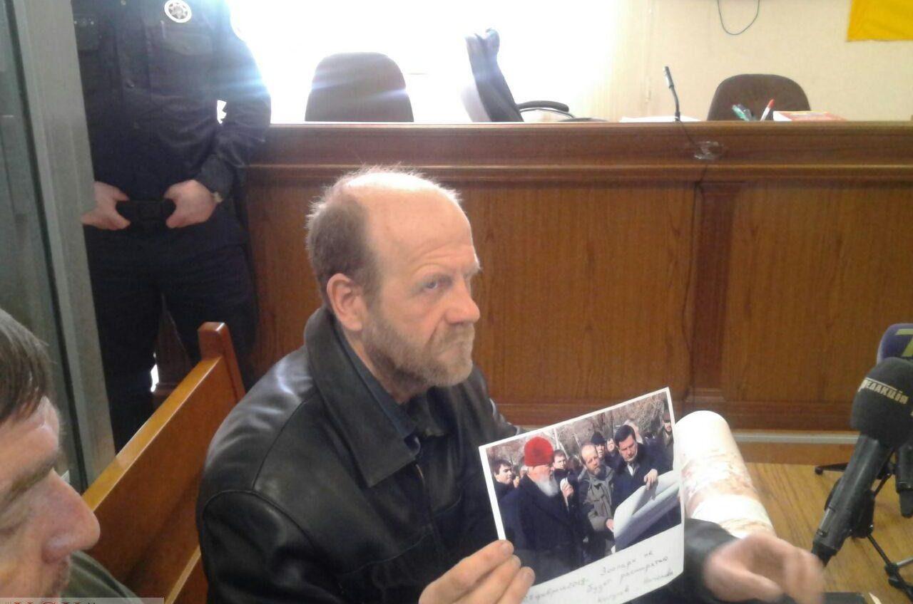 Суд удовлетворил иск одессита, который борется против стройки в Преображенском парке (фото) «фото»