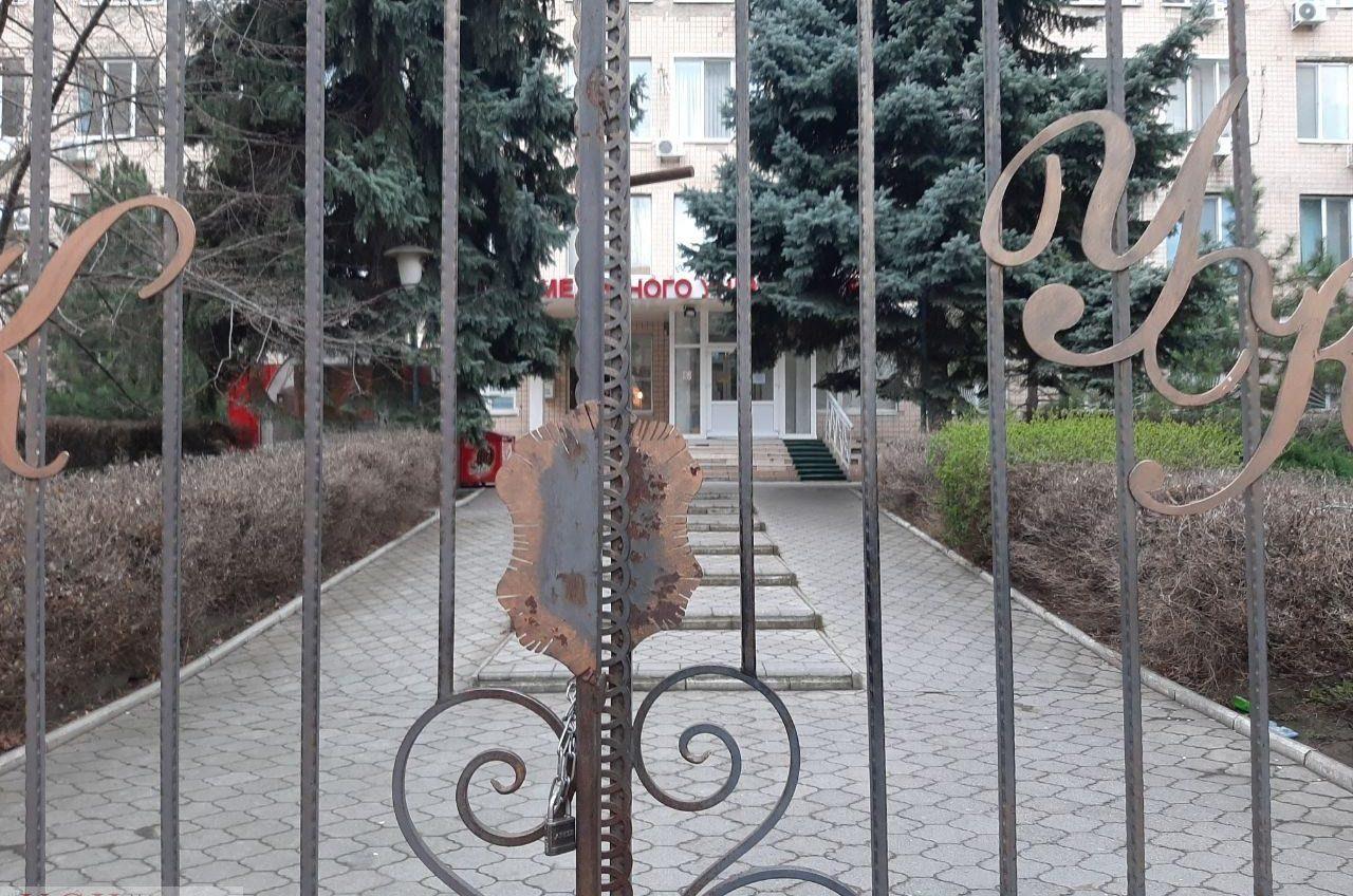 Во время карантина в Одессе закрыли Университетскую клинику с дюжиной ИВЛ-аппаратов (фото) «фото»