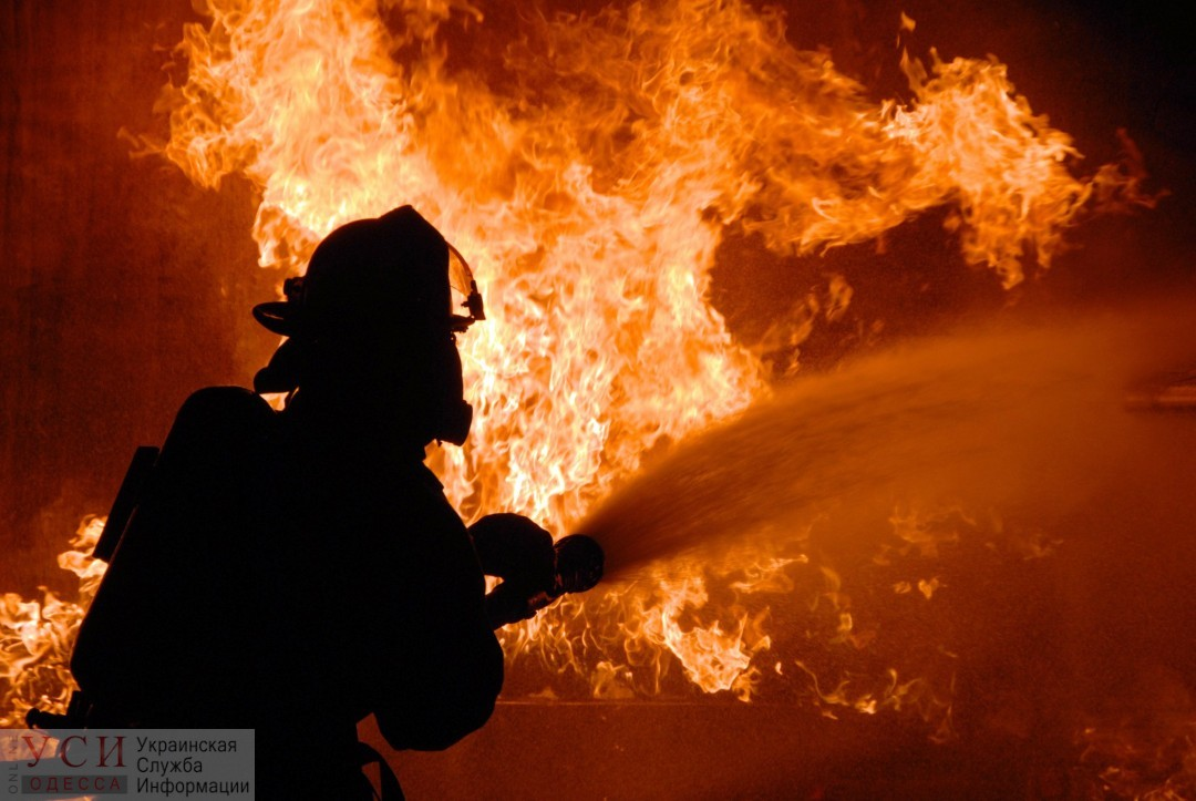 В Арцизе сгорел лежачий больной «фото»