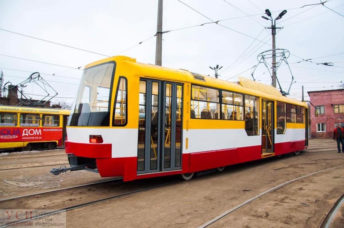 На Канатной трамвай насмерть сбил женщину «фото»