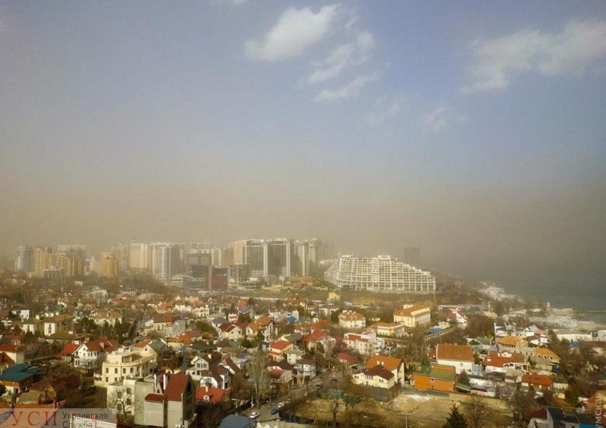 Пылевые бури в украинских городах: почему это опасно и как с этим бороться «фото»