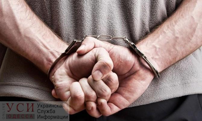 В Затоке задержали бизнесмена, заказавшего снос базы отдыха «фото»