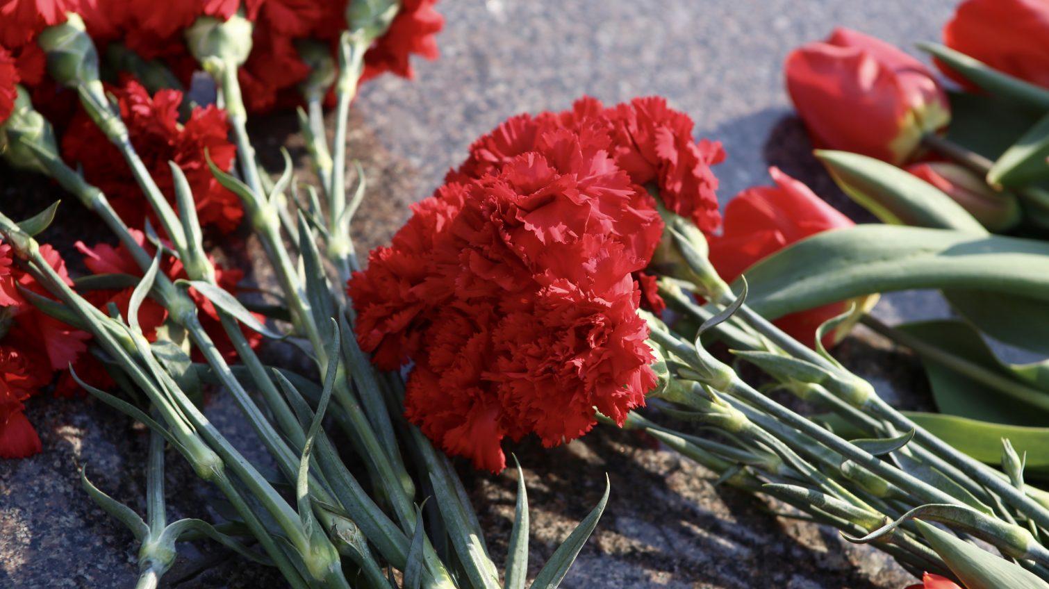 Немассово и без торжеств: в Одессе возложили цветы ко Дню освобождения города (фоторепортаж) «фото»