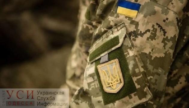 В Одесской области военный заболел COVID-19 «фото»