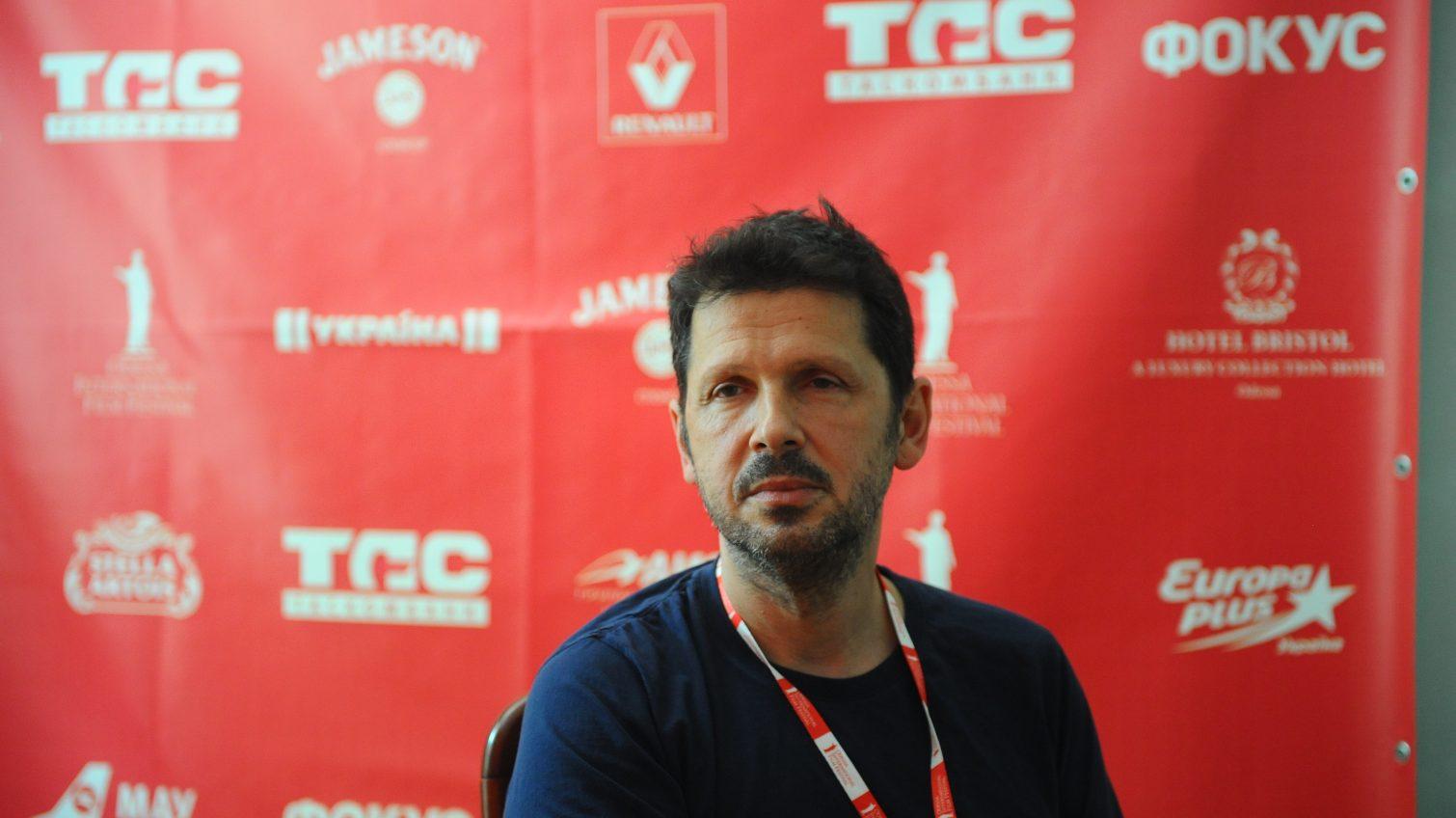 Одесский международный кинофестиваль пригласил на прямой эфир британского режиссера «фото»