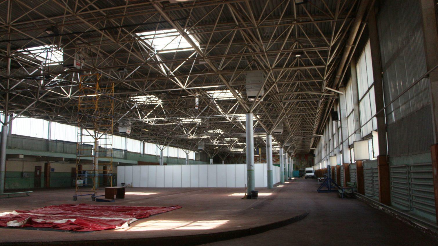 """При ремонте """"Олимпийца"""" выявлены нарушения: полиция взялась за расследование (фото) «фото»"""