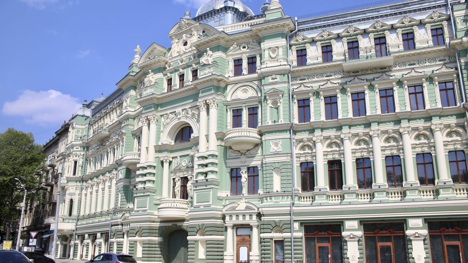 Реконструкция дома Руссова подорожала еще на 6 миллионов (фото) «фото»