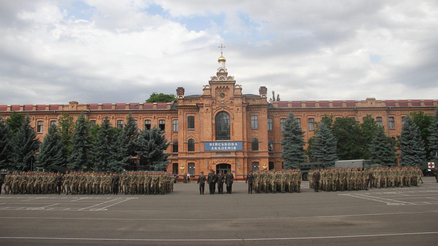 Одесские курсанты записали клип и поздравили всех с Пасхой (видео) «фото»