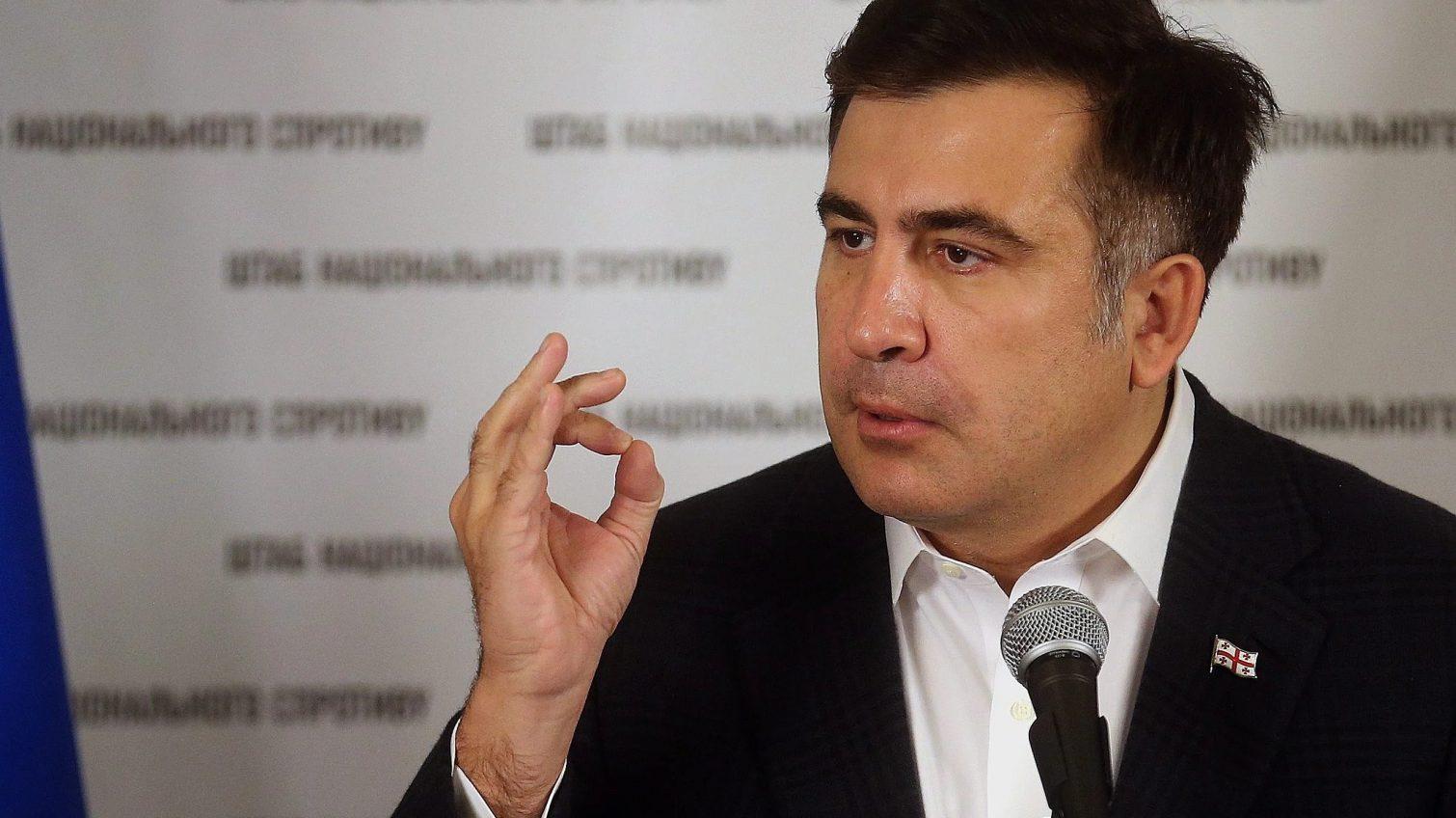 Михеила Саакашвили могут назначить вице-премьером «фото»