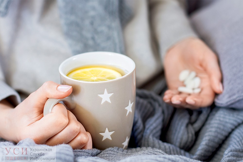 В Одессе снижается заболеваемость ОРВИ и гриппом «фото»