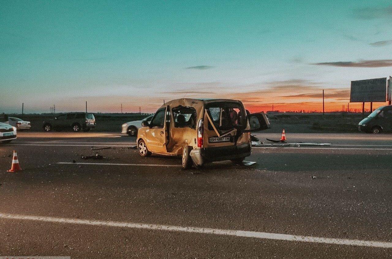 В ДТП на Объездной дороге пострадал водитель мотоцикла: срочно нужны доноры (фото) «фото»