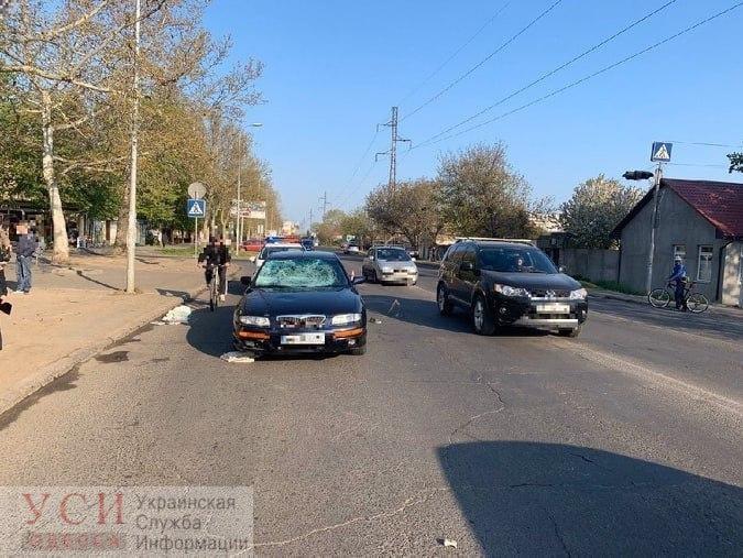 На Малиновского сбили мужчину «фото»