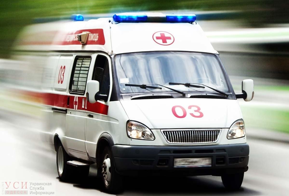 Новые подробности: врач из Подольска умер в скорой, когда его везли в Одессу в тяжелом состоянии «фото»