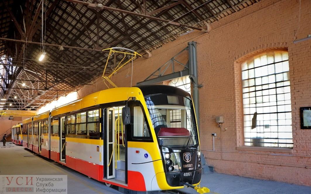 Европейцы опубликовали тендер по закупке новых многосекционных трамваев для Одессы (видео) «фото»