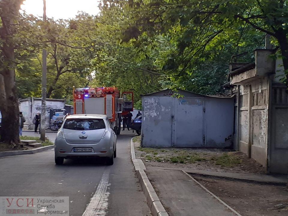 За гаражами на Черемушках нашли обгоревший труп (фото) «фото»