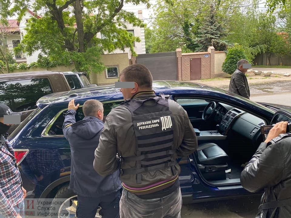 ГБР задержало на взятке заместителя начальника ГУ ГСЧС в Одесской области (фото) ОБНОВЛЕНО «фото»