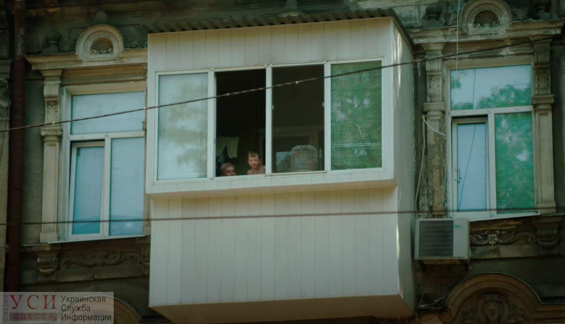 Вышел трейлер фильма о самодельных балконах: Одесса тоже в кадре (видео) «фото»