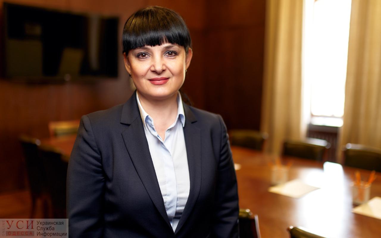 Кабмин уволил одесскую топ-чиновницу с должности первого зама Степанова «фото»