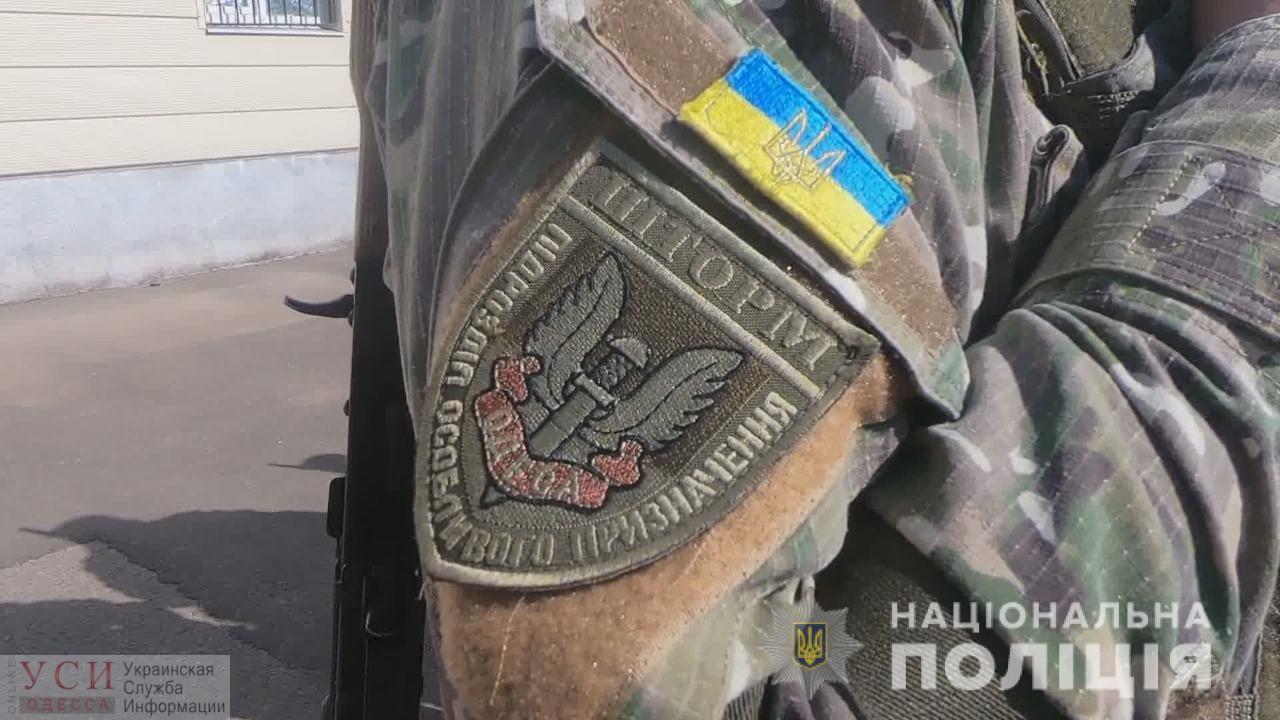 Одесский «Шторм» отправил бойцов на ротацию в Мариуполь в зону Операции объединенных сил (фото, видео) «фото»